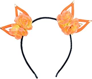 ADKYHalloween Rose Ears Hoop AliExpress Cross-border Women's Festival Party Headwear Ropa Accesorios (2 piezas)