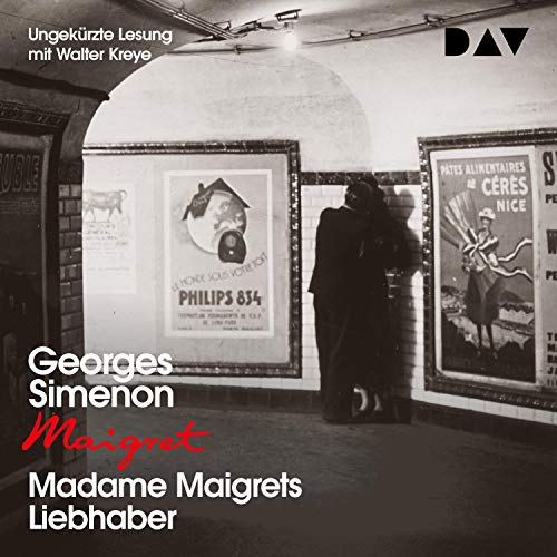 Madame Maigrets Liebhaber cover art