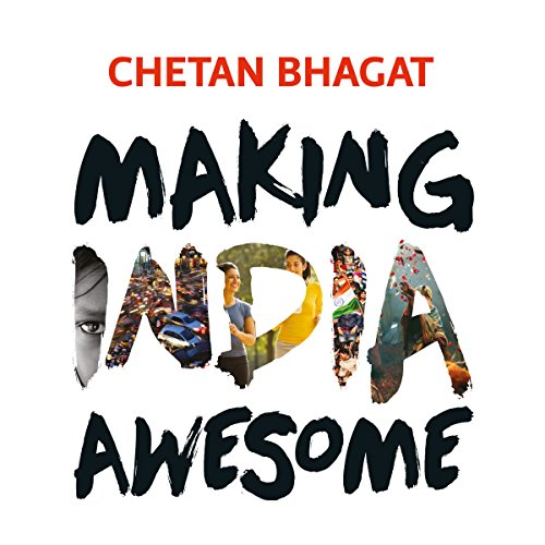 Making India Awesome audiobook cover art