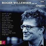 Roger Willemsen legt auf: My Favourite Things ? Singers - Roger Willemsen
