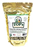 TOP's Parrot Food Pellets Hookbills, Small,...