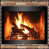リラクゼーション暖炉