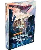 Asmodee Italia Pandemic Reacción rápida Juego de Mesa en Tiempo Real, Color, ZM011IT