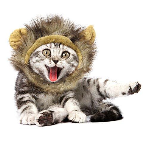Pawaboo Disfraz de Mascota, Cómoda Mascota de Peluche Mascota...