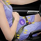 JarGaBo Sicherheitsgurt für Schwangere, Schwangerschafts-Sicherheitsgurt-Regler, Schützt das ungeborene Baby