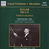 Elgar / Bruch: Violin Concertos (2006-08-01)