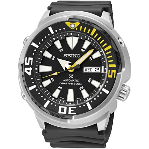 Seiko SRP639K1 Men's Prospex Automatic Dive...