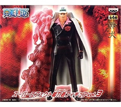 From Red Dog One Piece Super Effect separately psychic Figure vol.3 (japan import)