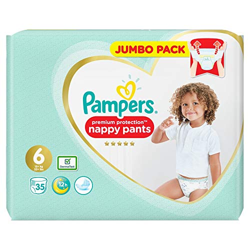 Pampers Nappy Größe 6 Pants 35 Nappy Hose