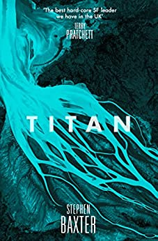 Titan by [Stephen Baxter]