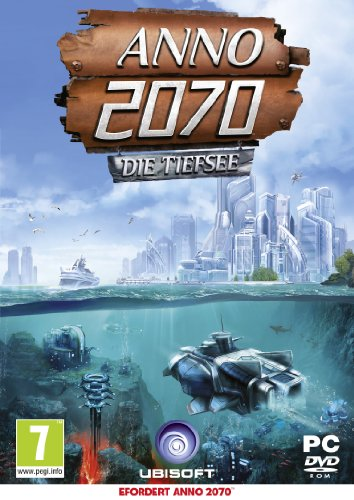 Anno 2070 Die Tiefsee (Add-On) [AT-PEGI]