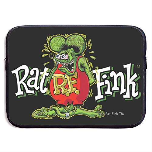 Rat Fink Laptop Bag, Laptop Case, Briefcase Messenger Shoulder Bag for Men Women