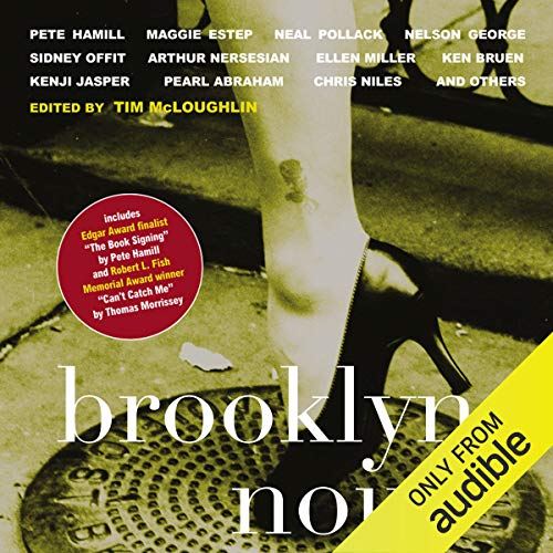 Brooklyn Noir Audiobook By Tim McLoughlin (editor) cover art