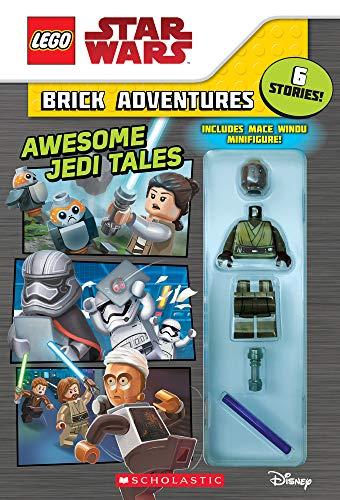LEGO Star Wars: Awesome Jedi Tales