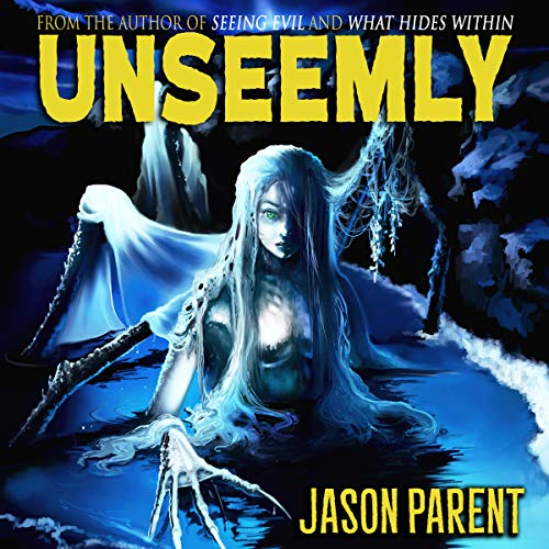 Unseemly: A Novella of Horror Titelbild