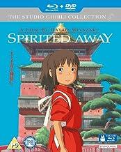 Spirited Away ( Sen to Chihiro no Kamikakushi ) (Blu-Ray & DVD Combo) [ NON-USA FORMAT, Blu-Ray, Reg.B Import - United Kin...