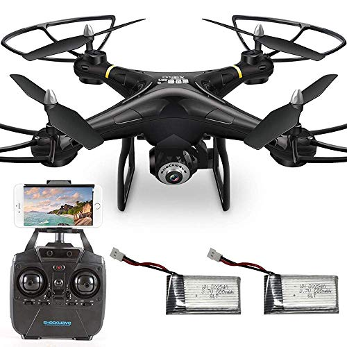 Remote Control Car, Children Remote Control CarDrones With Cameras, Quadcopter Drone With WiFi FPV 720P HD Camera, Altitude Hold&Headless Mode&One Key Return&Custom Flight Path, Best Drone Gifts For B