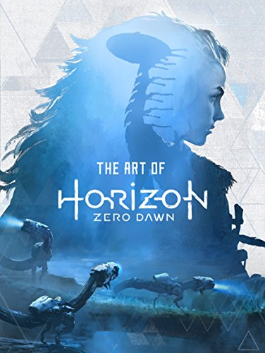 The Art of Horizon Zero Dawn steampunk buy now online