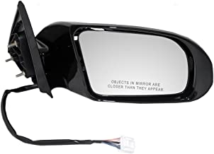 Passengers Power Side View Mirror Heated Signal Smooth Replacement for Nissan 96301-9N83A