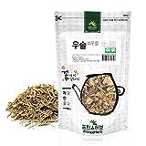 [Medicinal Korean Herb] Japanese Chaff Flower Roots (Achyranthes Japonica/Niuxijingdao/우슬) Dried Bulk Herbs 4oz (113g)