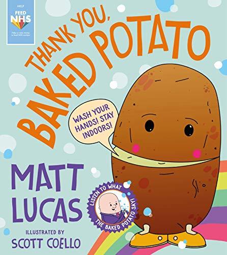 Thank you, Baked Potato