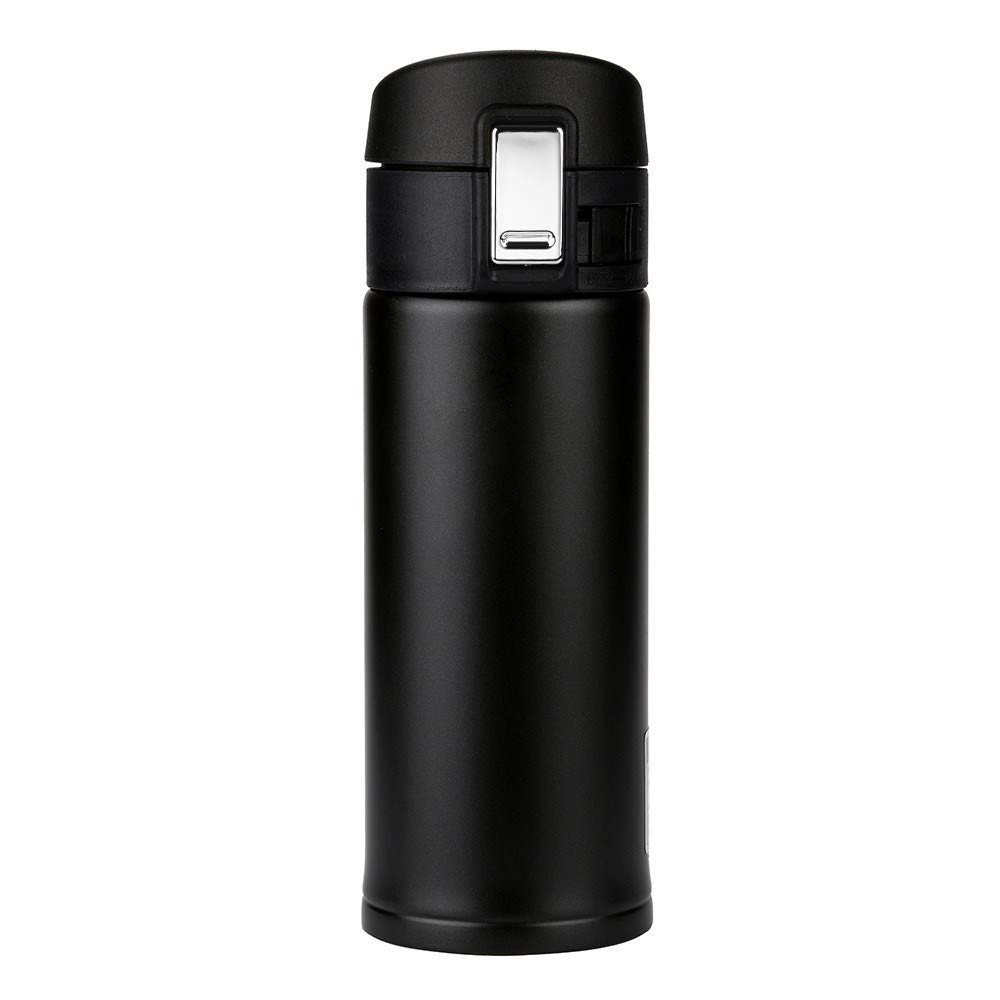 SHEMIRE サーモス 猫爪カップ 大容量 透明カップ 携帯便利 軽量 320ML 直飲みカップ 可愛い (ブラック,ワンサイズ)