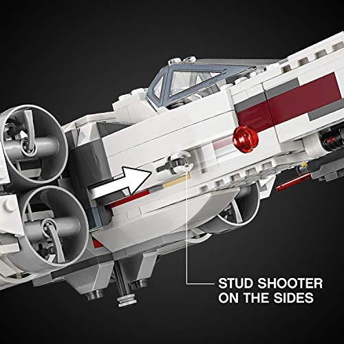 X-Wing Starfighter Luke Skywalker LEGO Star Wars 75218 - 730 Pièces - 4