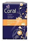 Coral Compresa Femenina Celulosa Extrafina - 20 Compresas