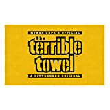 Pittsburgh Steelers Terrible Towel Beach Towel 30' x 60' (New Version)