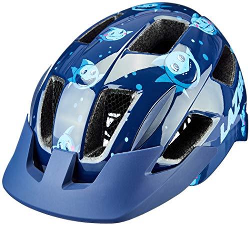 Lazer Lil Gekko Helm mit Insektenschutznetz Kinder Sharky 2021 Fahrradhelm