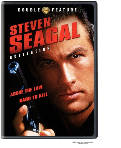 Steven Seagal Collection : Above The Law / Hard To Kill (Double Feature)