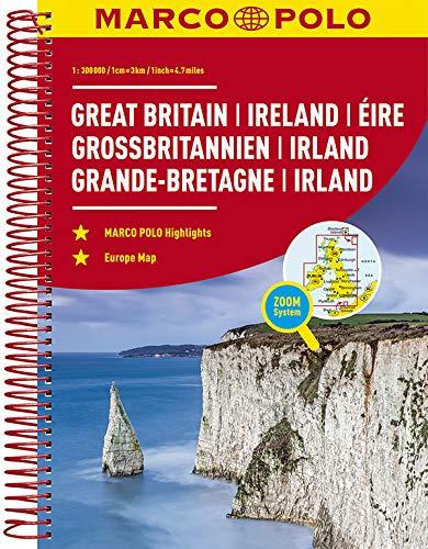 MARCO POLO Reiseatlas Großbritannien, Irland 300T (MARCO POLO Reiseatlanten)