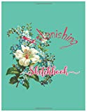 Astonishing Sketchbook: Sketchbook for all : Large 8.5 X 11 Blank, Unlined, 120 pages (Astonishing 666) (Volume 4)