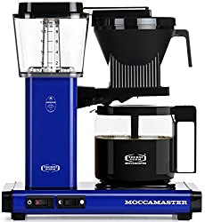 royal blue coffee makers that are nostalgic