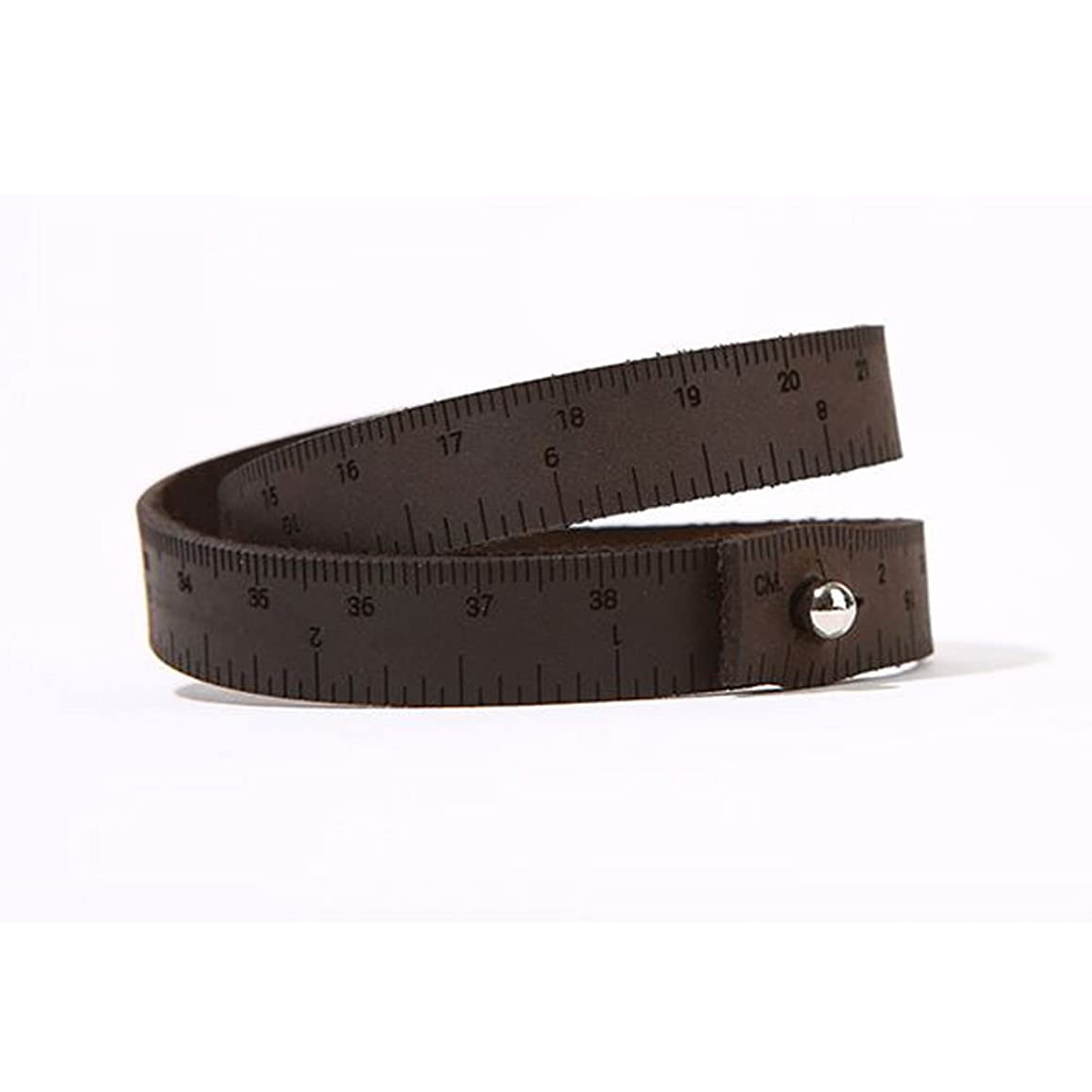 ILOVEHANDLES Leather Wrist Ruler - 16
