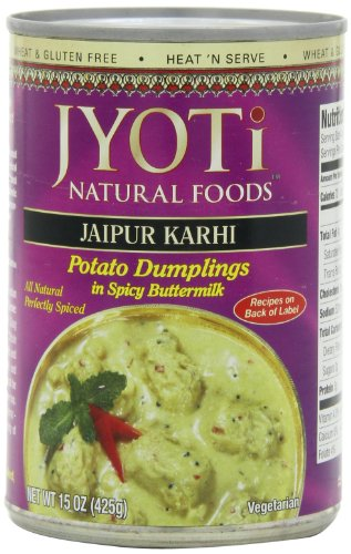 Jaipur Karhi, Organic Potato Dumplings in Spicy Buttermilk ...