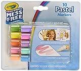 Crayola Color Wonder Marker Pastell 10P, sortiert, Einheitsgröße