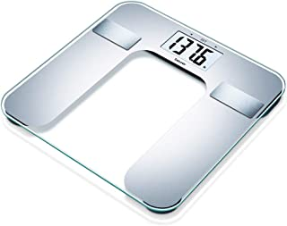 Beurer Body Fat Analyzer Weight Management Scale with BMI, Multi-User & Recognition, Digital XL LCD Display, BF130