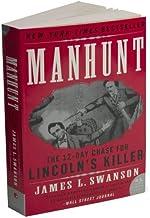 J. L. Swanson's Manhunt (Manhunt: The 12-Day Chase for Lincoln's Killer (P.S.) [Paperback])(2007)