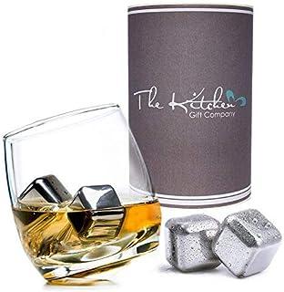 7 x 7 x 5 cm Sagaform Club icecubes in Stainless Steel Silber 2-Pack