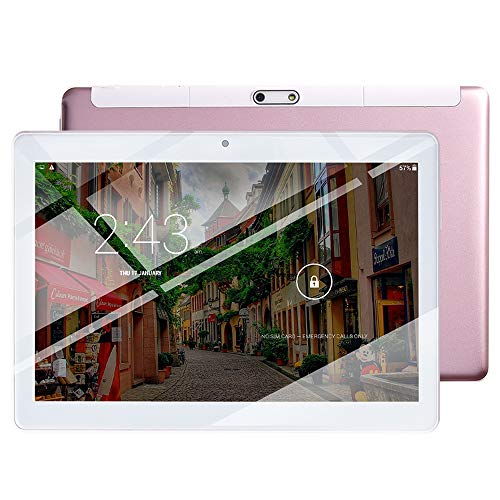 tablet PC 10.1 inch IPS HD screen Android PC Front and rear HD cameras Stereo speakers Support Bluetooth WIFI Ultra-thin PC