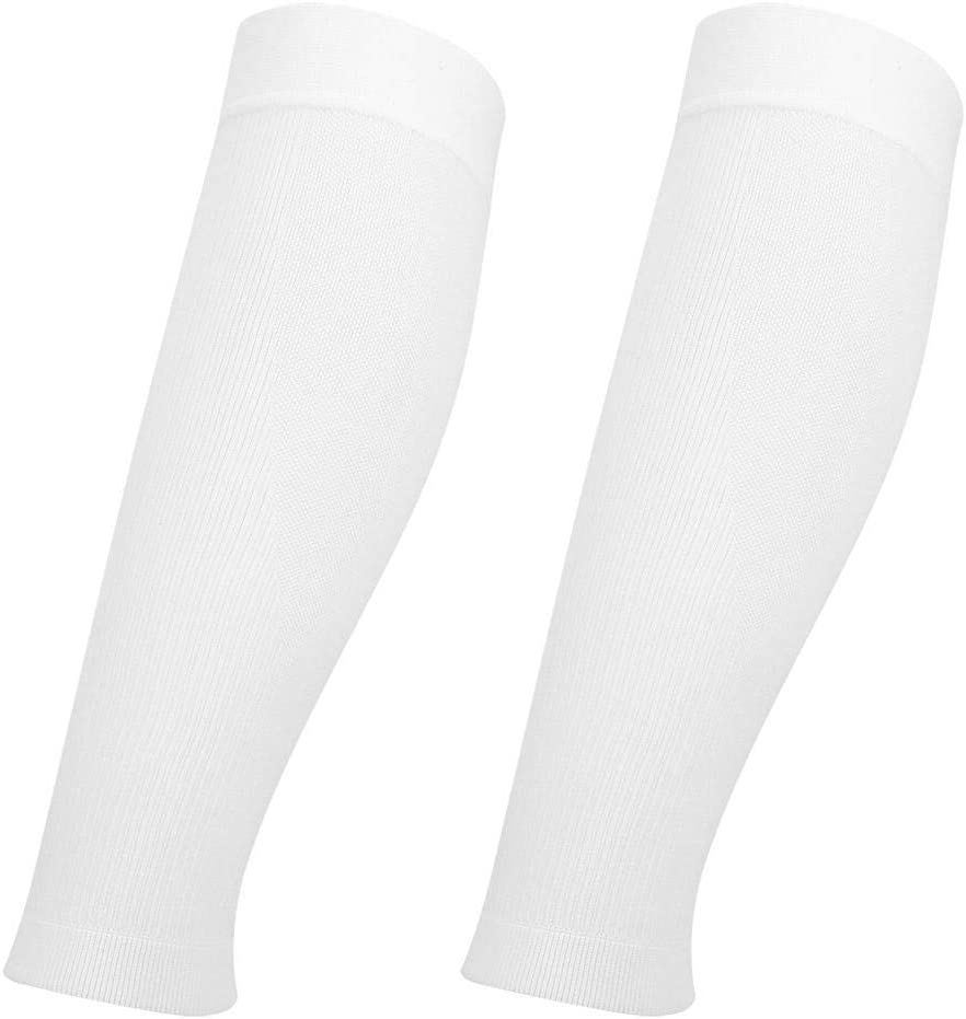 Keenso Special price for a limited time New arrival 1 Pair Elastic Compression Pads Shin Calf Sleeves Support