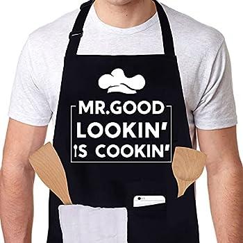 funny apron for men