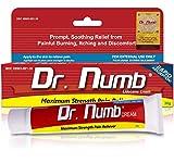 Derma Numb BEFORE