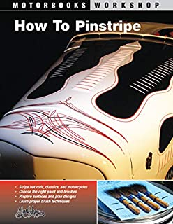 How To Pinstripe (Motorbooks Workshop)