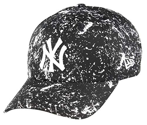 New Era New York Yankees 9forty Adjustable Cap MLB Paint Pack Black/White - One-Size