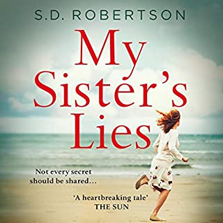 My Sister's Lies audiobook cover art