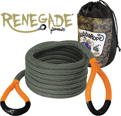 Bubba Rope (176655 Renegade Rope, 3/4' x...