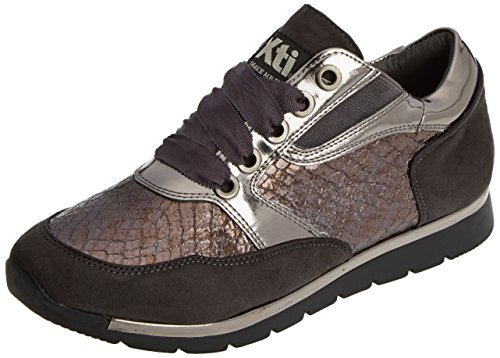 Xti 047259 Zapato DE Mujer XTI 047259 Sintético Mujer Gris 38