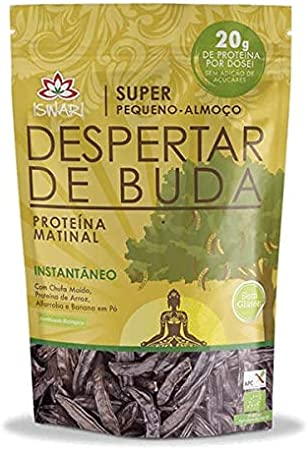 Despertar de Buda Iswari (Proteína Matinal, 360g): Amazon.es ...